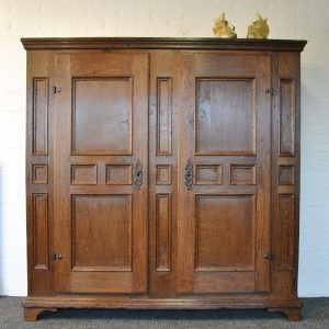 German cupboard