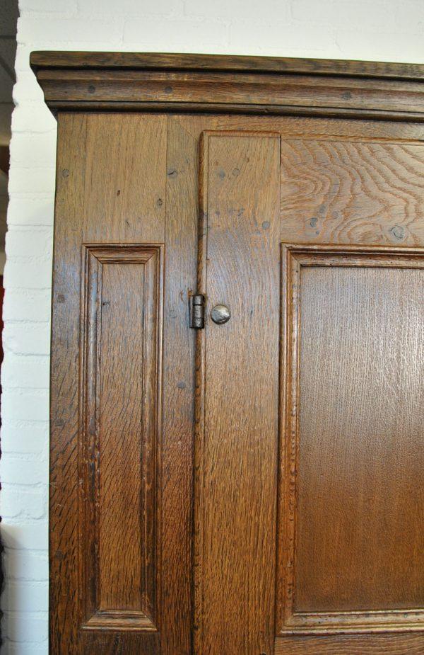 German cupboard detail
