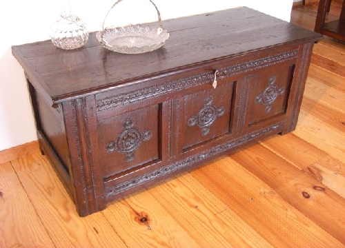 English chest top