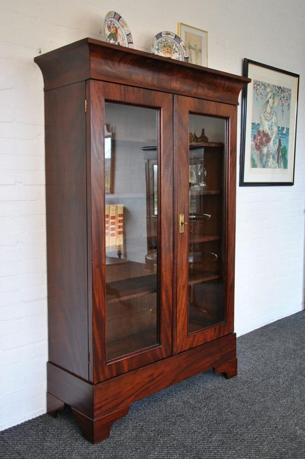 Bookcase side