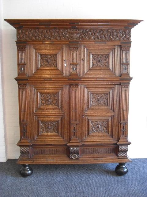Dutch cupboard