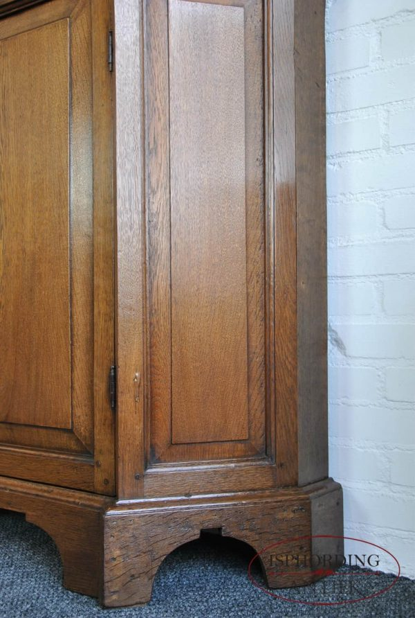 Display cabinet below