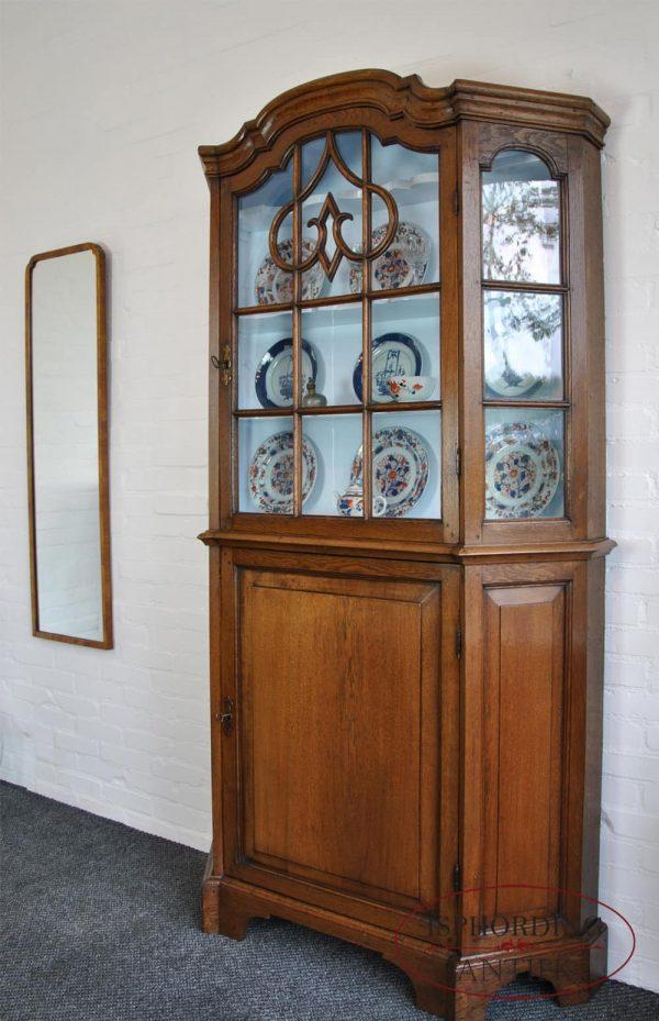 Display cabinet side