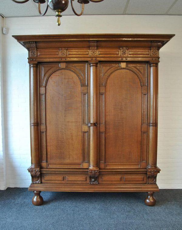 Flemish cupboard