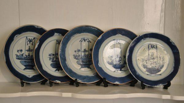 Chinese borden