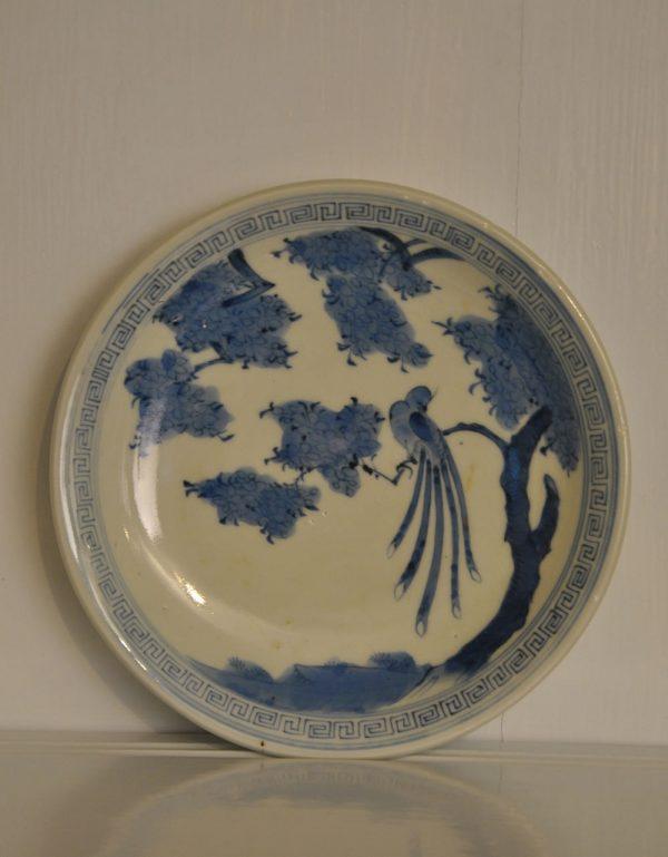 Three plates detail