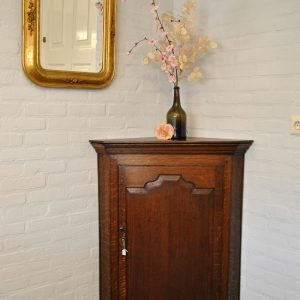 Corner cabinet large