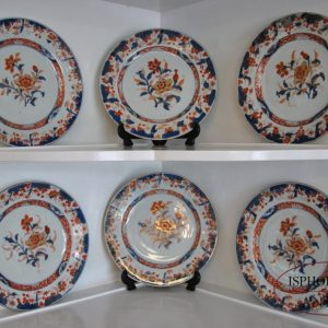 Imari plates