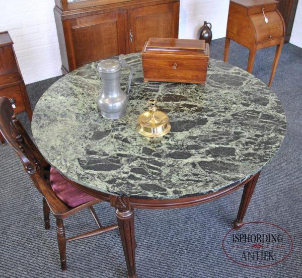 Ronde tafel boven