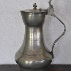 Pewter German flagon