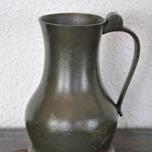 Pewter English flagon