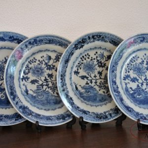 Four plates