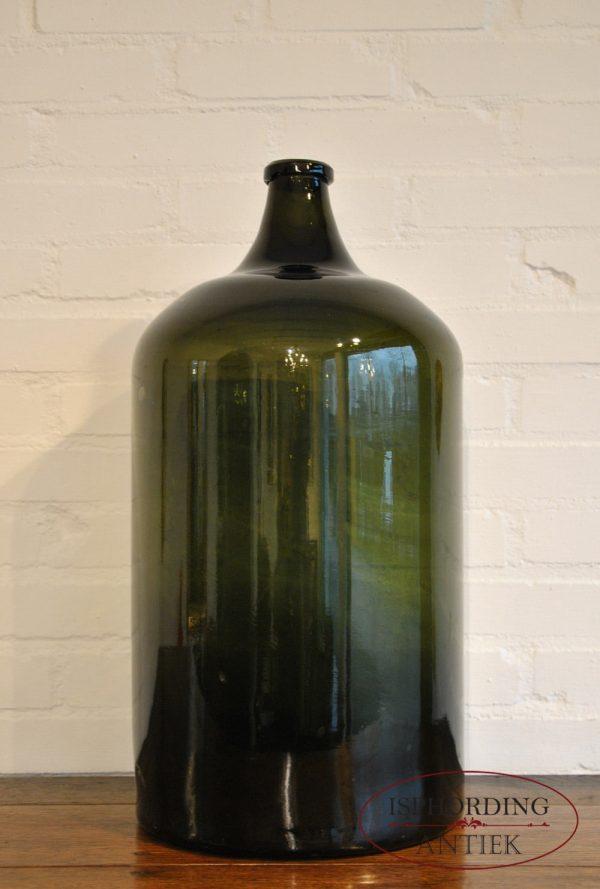 Zeer grote fles groen