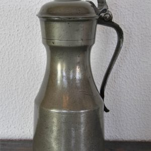 Pewter Scottish flagon