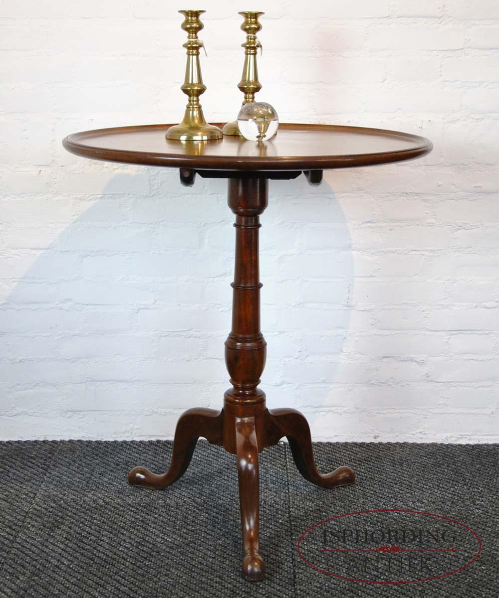 Tilttop table