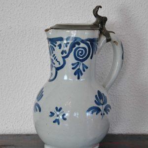 Stoneware Brussels jug