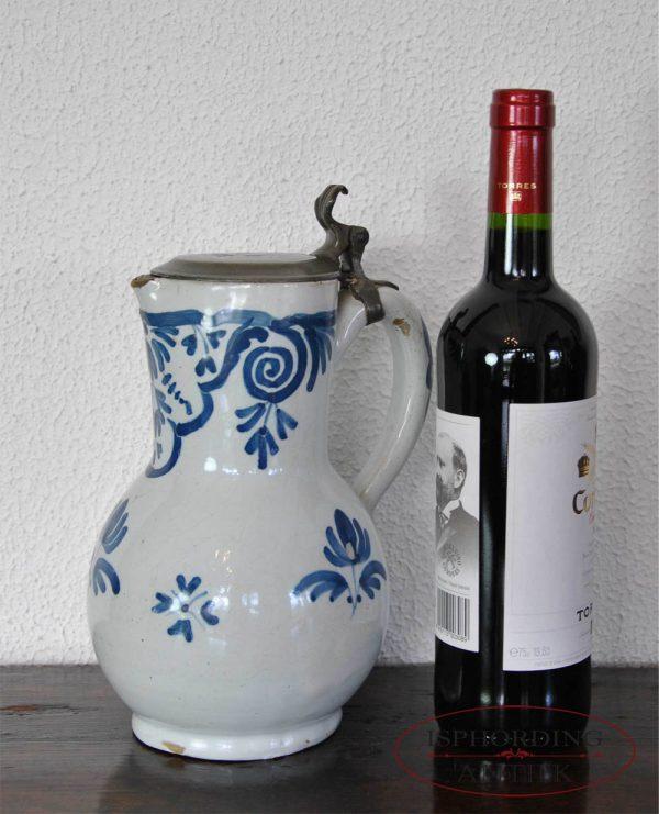 Aardenwerken Brusselse kan met fles