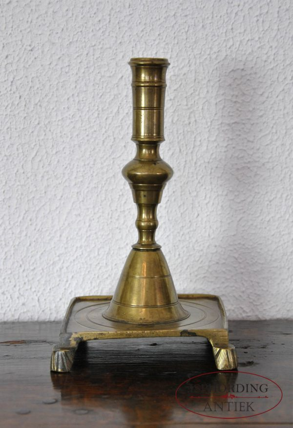 Antique Spanish candlestick