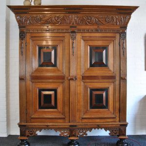 Antique Dutch cupboard