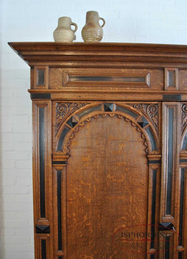 Dutch cupboard left door