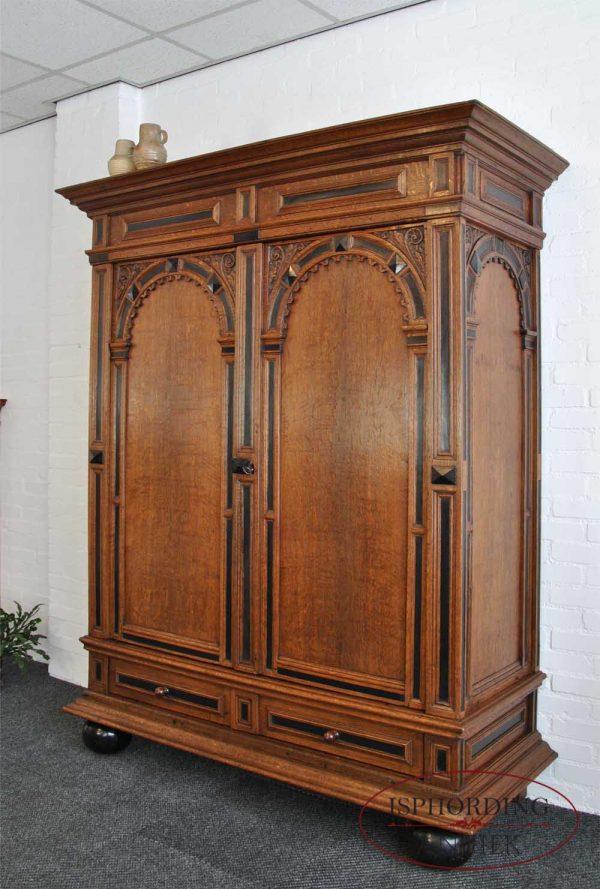 Dutch cupboard front