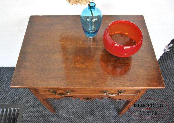 Oak  sidetable table top